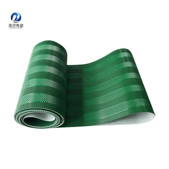 魚骨紋PVC輸送帶厚度
