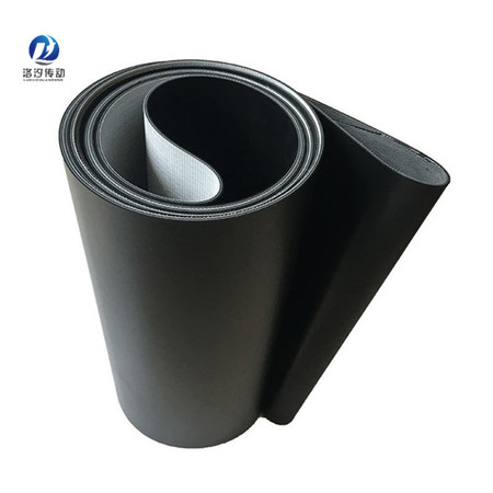 黑色啞光PVC輸送帶