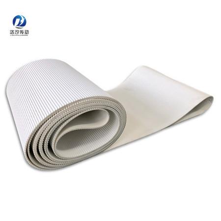 PVC搓衣板紋輸送帶