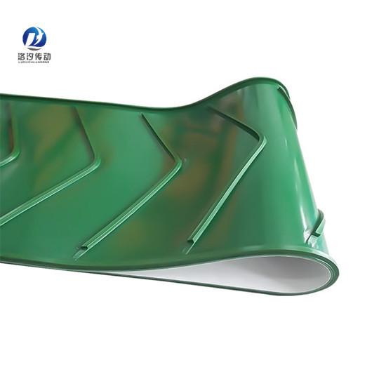 人字形PVC輸送帶