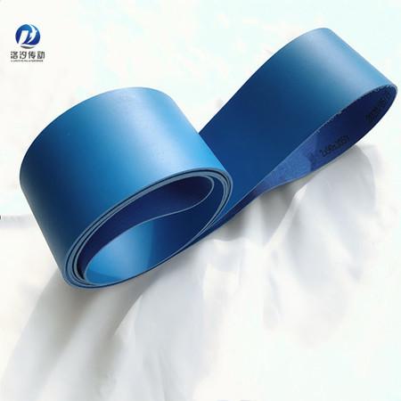 藍色PU輸送帶