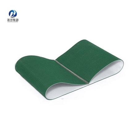 5.0mm綠色PVC草紋輸送帶