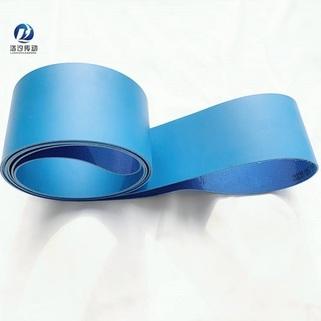 1.5mm藍色PU輸送帶