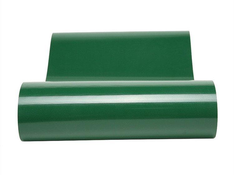 綠色輕型輸送帶圖片