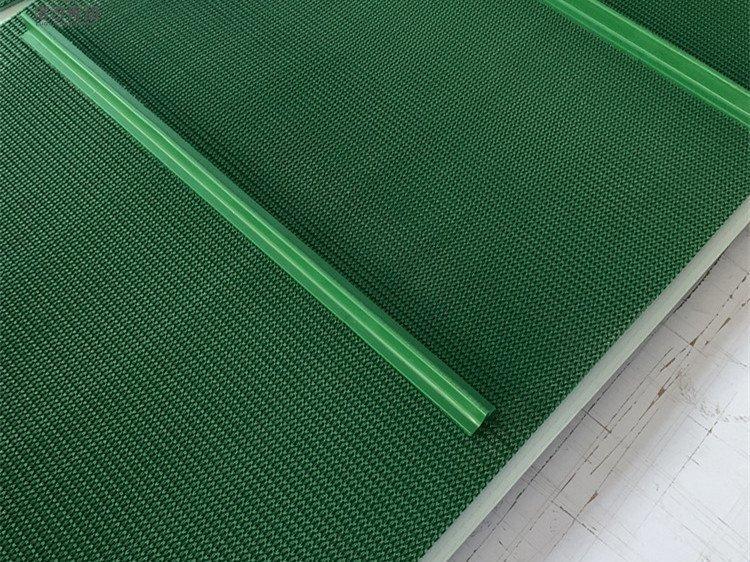 草紋擋板輸送帶細節圖片