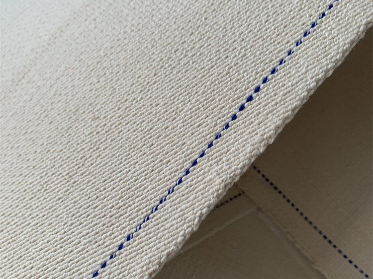 純棉輸送帶側面圖片展示